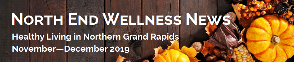Click here to read the latest North End Wellness News